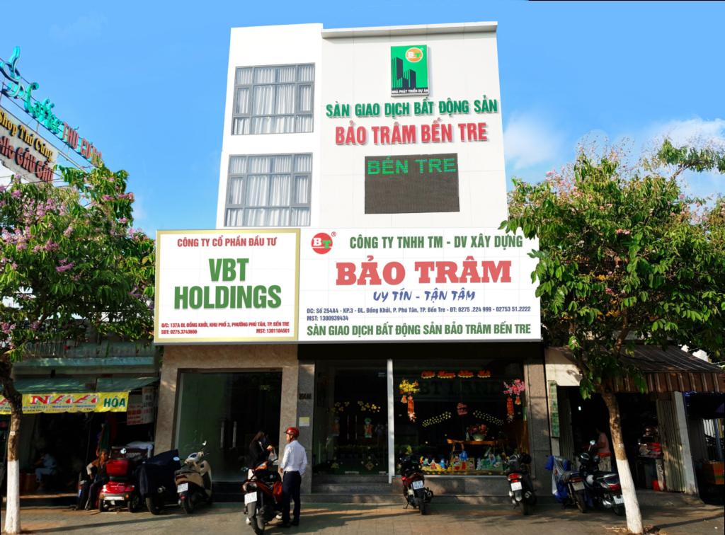 Giới thiệu công ty bảo tram bến tre