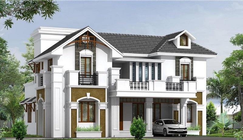 Bí quyết sơn nhà đẹp và tiết kiệm chi phí