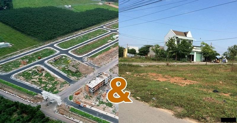Nên mua đất nền dự án hay đất thổ cư
