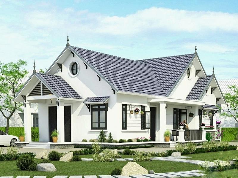 Những điều cần lưu ý khi thiết kế nhà mái Thái đẹp